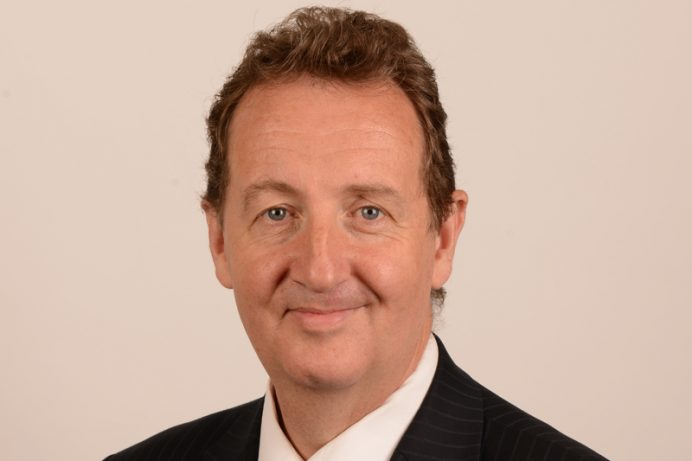 Council leader Julian Bell