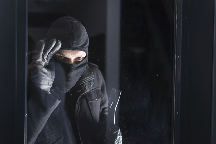 Burglary: The safer communities team provide you with home security tips