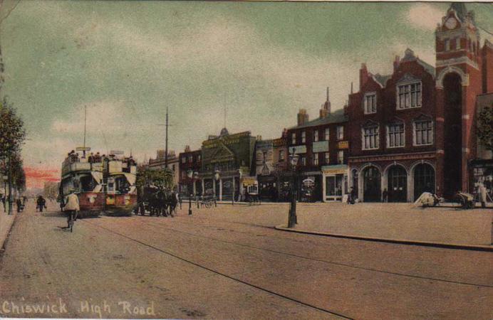 Chiswick High Road