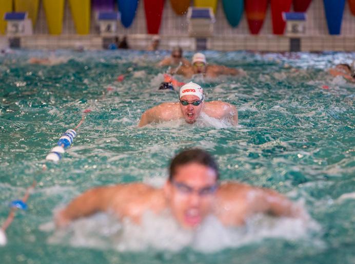 Ealing Swim Club at Gurnell Leisure Centre
