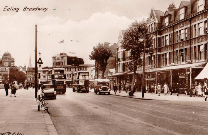 Woolworths in Ealing Broadway