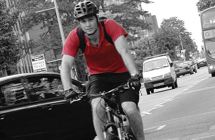 Cycling in Ealing