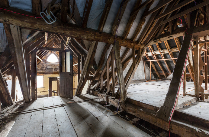 Southall Manor House revamp work