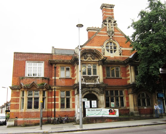 Regeneration of former Acton Library