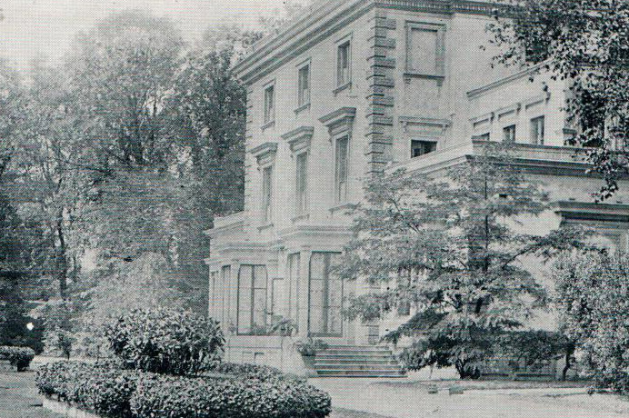 Mary Waddington's school
