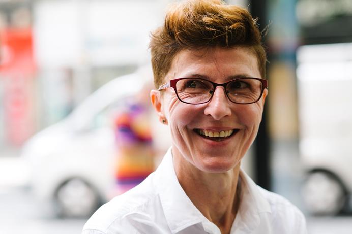 Joanna Gluchowska gained work through council scheme WEST