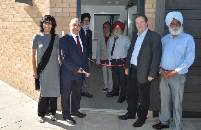 The new Havelock Family Centre opens