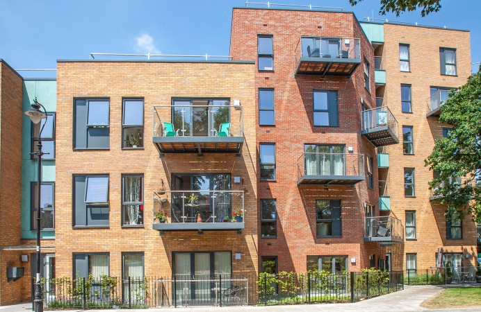 The Copley estate is shortlisted for the Planning Awards
