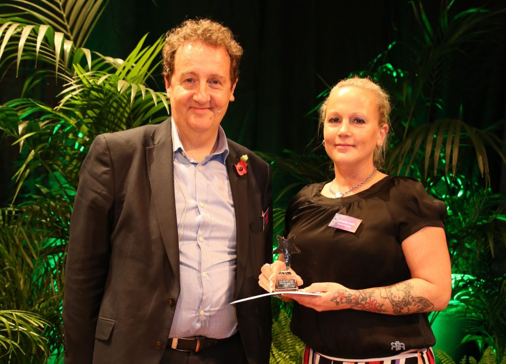 Samantha Smith - Apprentice of the Year