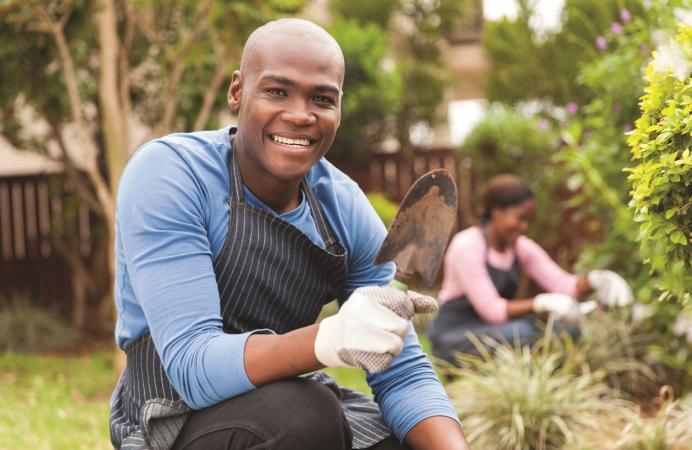 Ealing's garden waste service