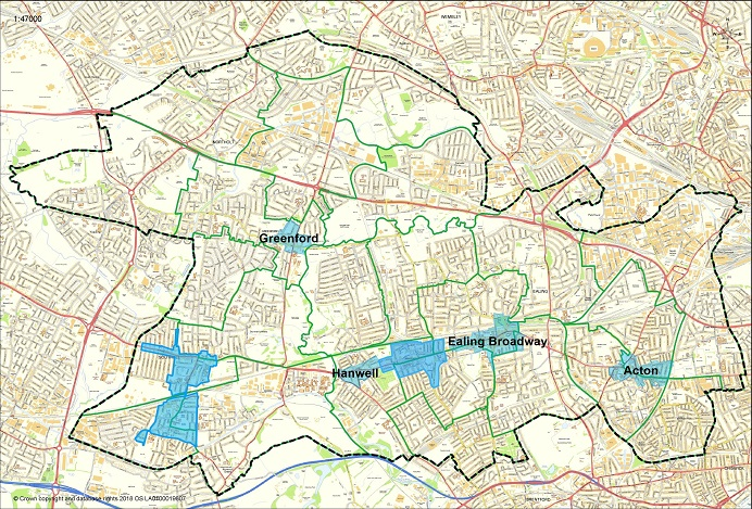 Borough-wide PSPO - town centres