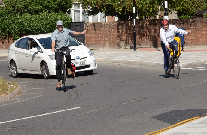 Improving road safety