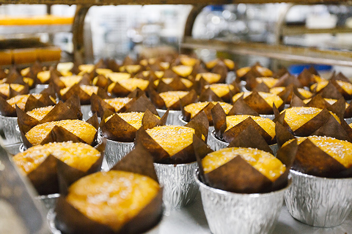 Debaere bakery and patisserie in Perivale