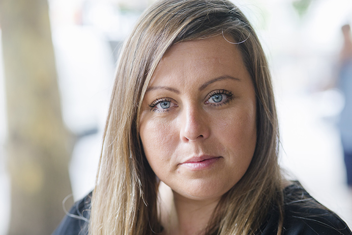 Magdalena Rutkowska found help through a work club