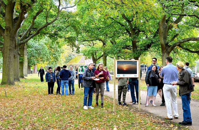 Ealing wildlife Group's annual exhibition