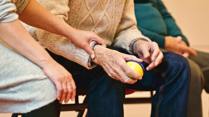Caring for older adults
