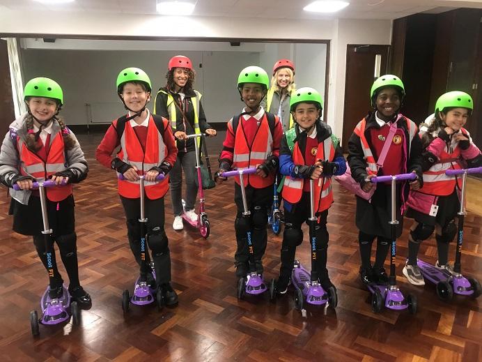 Mayfield Primary School STAR scheme case study