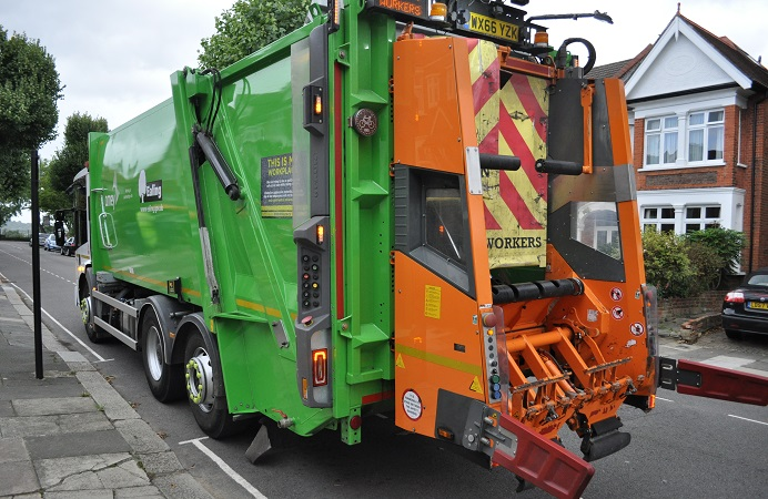 Recycling and rubbish collections are changing over Christmas