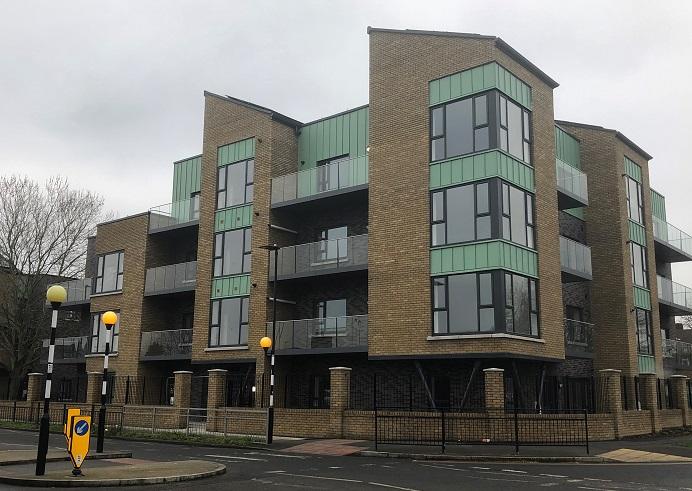 Northolt gets more new homes