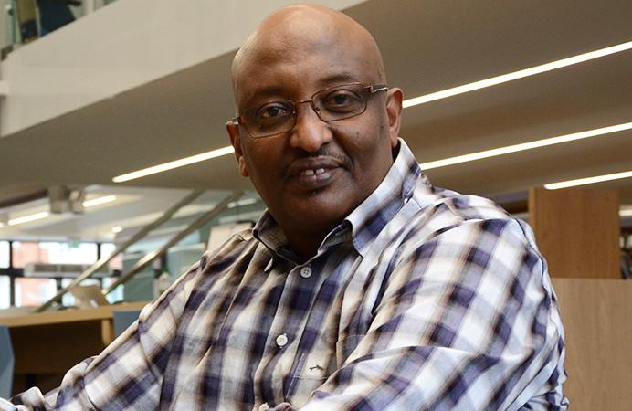 Mohamed Abduranman