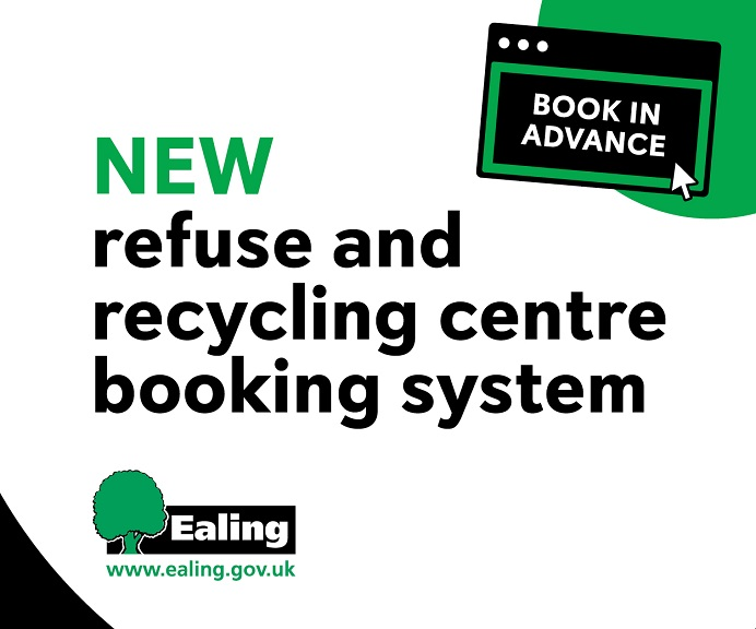 New refuse and recycling booking system