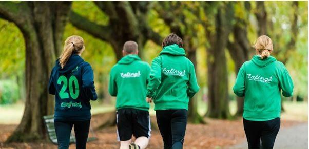 10k challenge for Ealing Foodbank