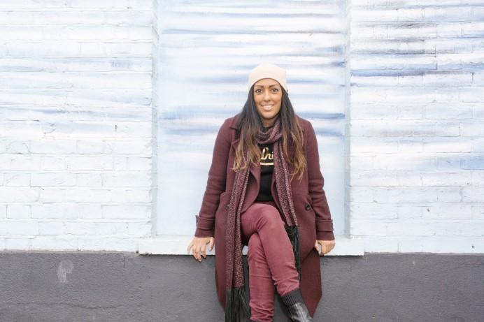 Fashion designer Kal Di Paola