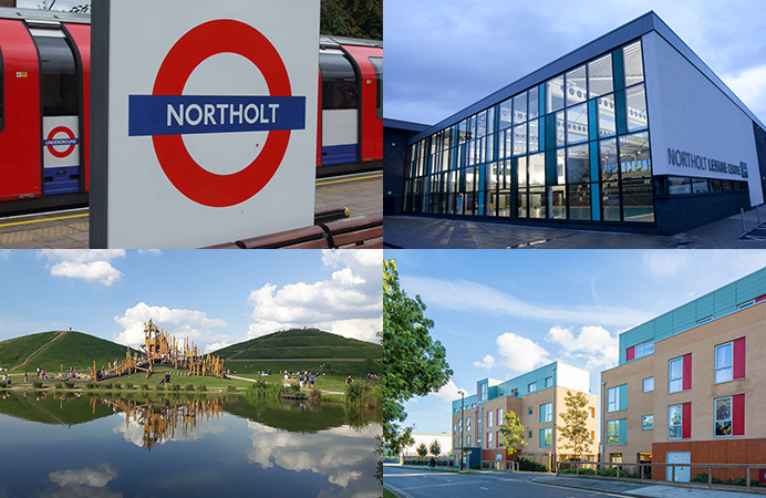 Northolt local attractions