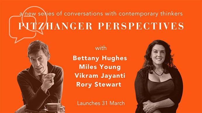 Pitzhanger Perspectives - talks at Pitzhanger Manor