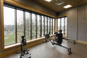 Gunnersbury Sports Hub - new gym