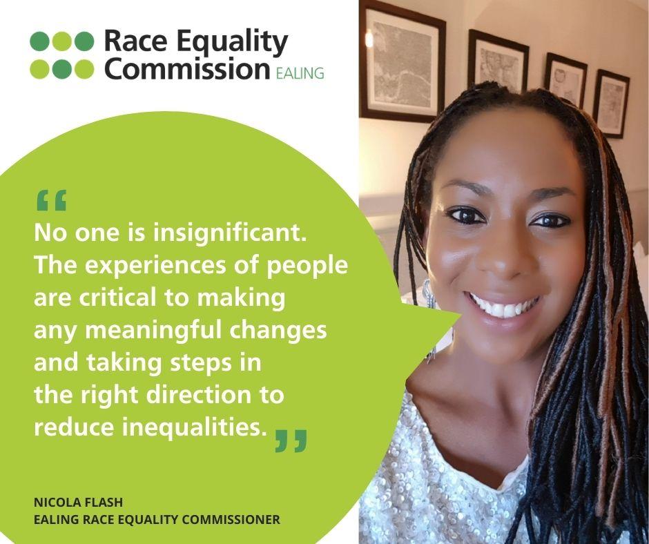 Quote from Commissioner Nicola Flash