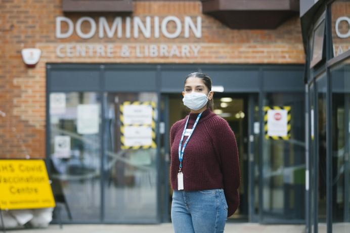 Vaccine at Dominion Centre