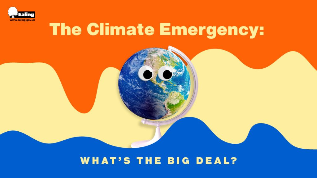 The climate emergency